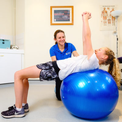 Child physio Cheltenham